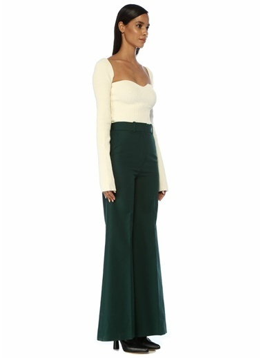 Beymen&Designer Pantolon Yeşil